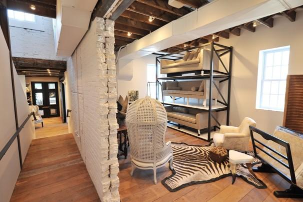 Darryl carter 39 s washington store and studio restoration for Carter home designs