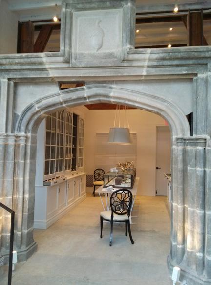 Darryl Carter S Washington Store And Studio Restoration