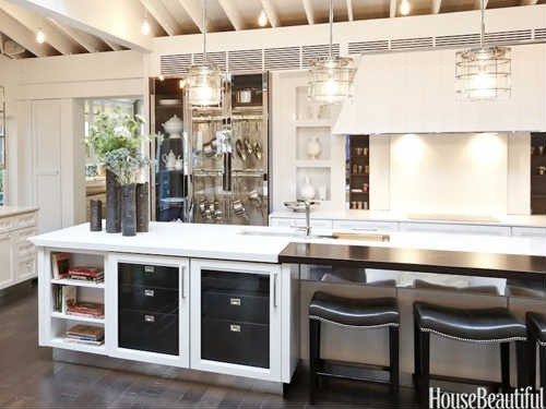House Beautiful Kitchen Of The Year Entrancing House Beautiful Kitchen Of The Year  Amy Hirschamy Hirsch Review