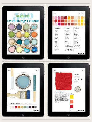 House Beautiful App house beautiful's paint color app | amy hirschamy hirsch