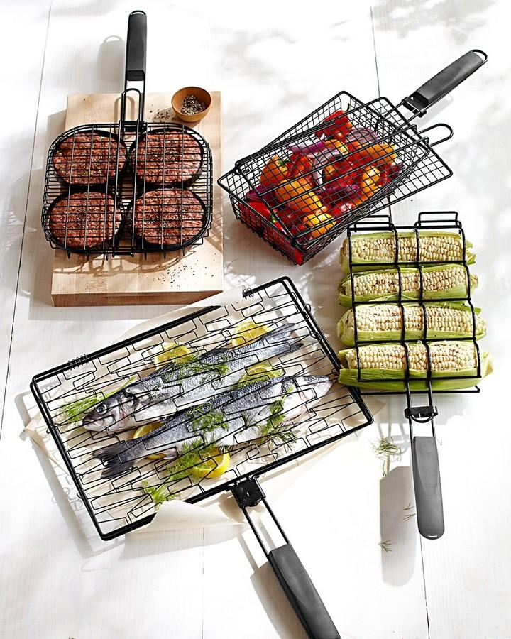 Williams-Sonoma Grilling Baskets