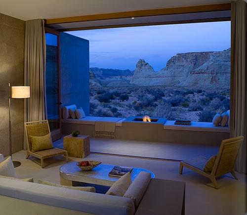 Amangiri resort utah amy hirsch for Design hotel utah