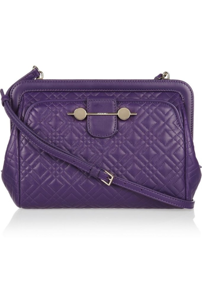 Jason Wu Daphne Quilted Leather Shoulder Bag