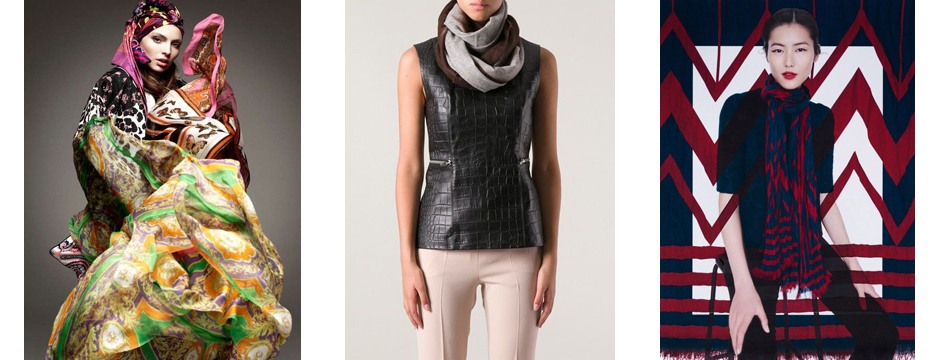 Best Fall Scarves