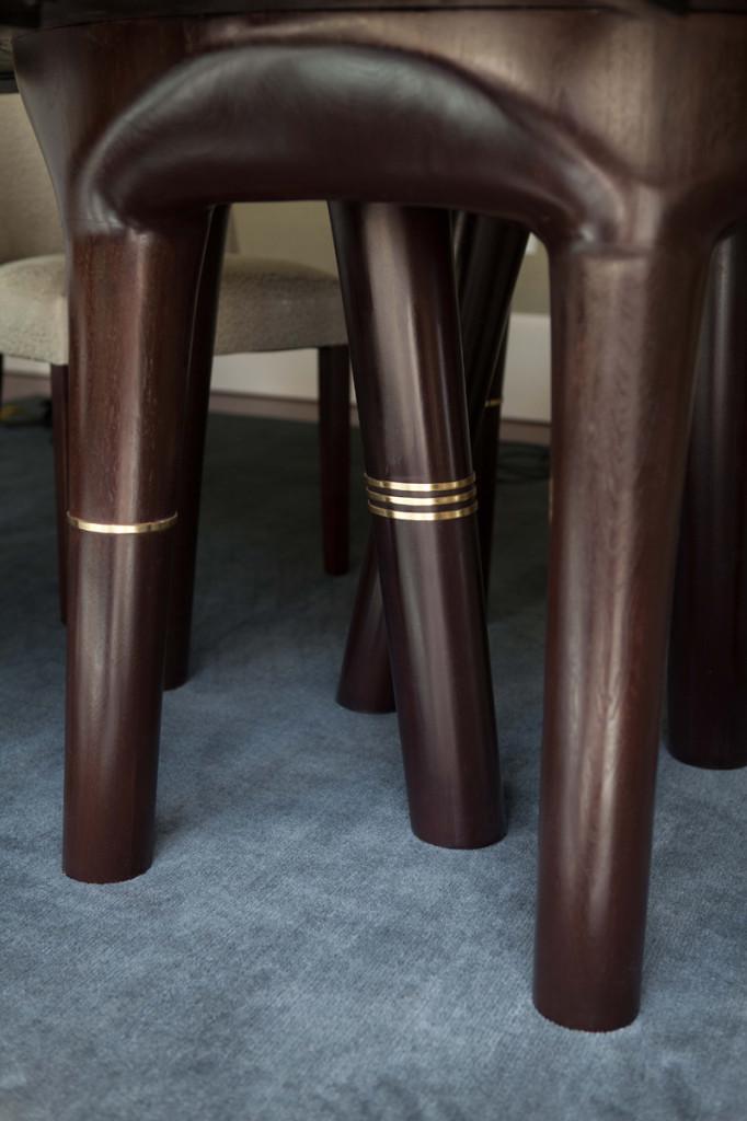 Amy Aidinis Hirsch dining room design 2