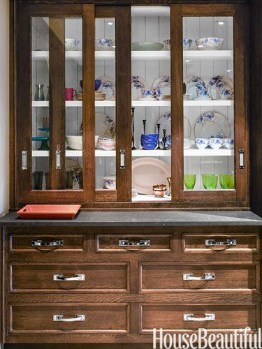 The butler 39 s pantry amy hirschamy hirsch House beautiful kitchen of the year 2013