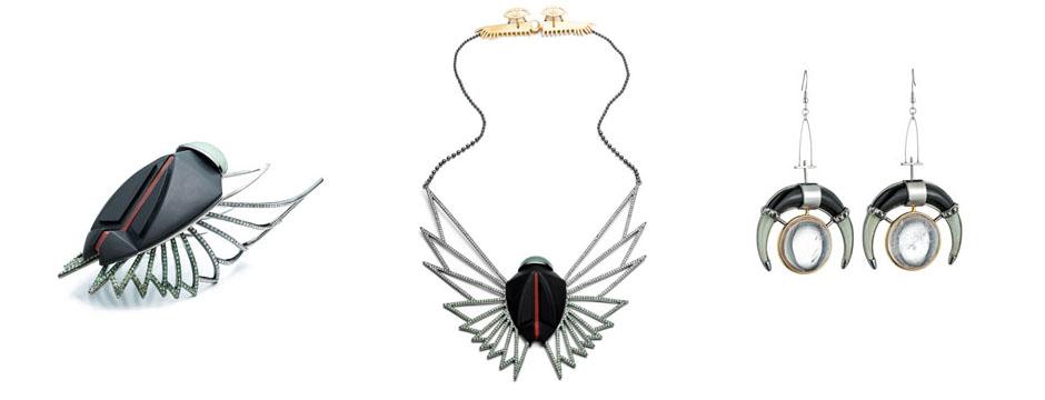 Eddie Borgo's Fall Jewelry Collection