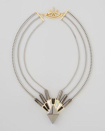Horus Pendant Necklace