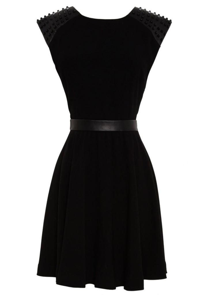 Kerry Studded Cap Sleeve Dress