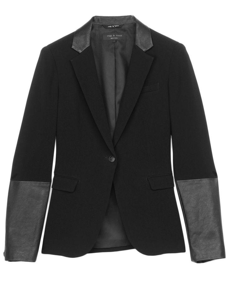 Rag & Bone blazer, perfect for fall.