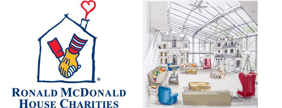 Top Designers Revamp Long Island Ronald McDonald House