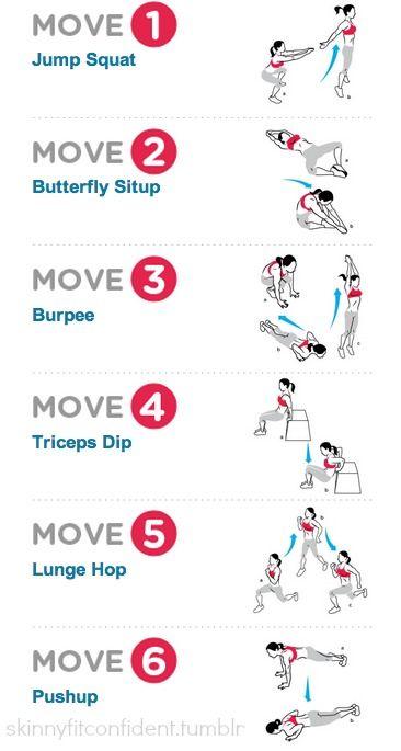 fitness routine 2