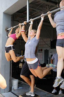 fitness routine 8