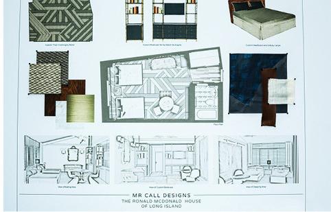 Design scheme from Mr. Call Designs