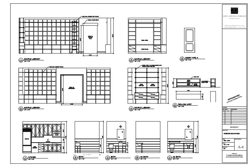 Amy Hirsch Studio Plans 3
