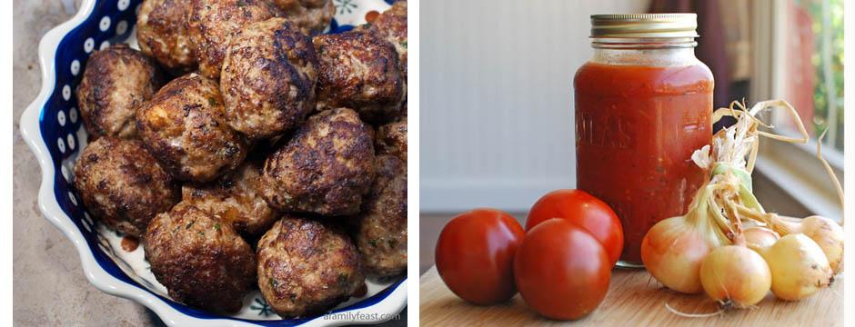 Granny's Meatballs