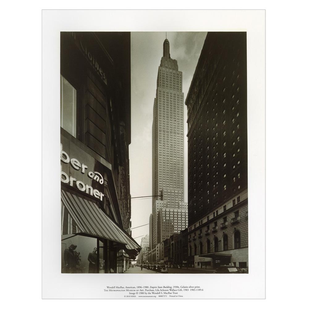 New York in Photographs, Print Portfolio