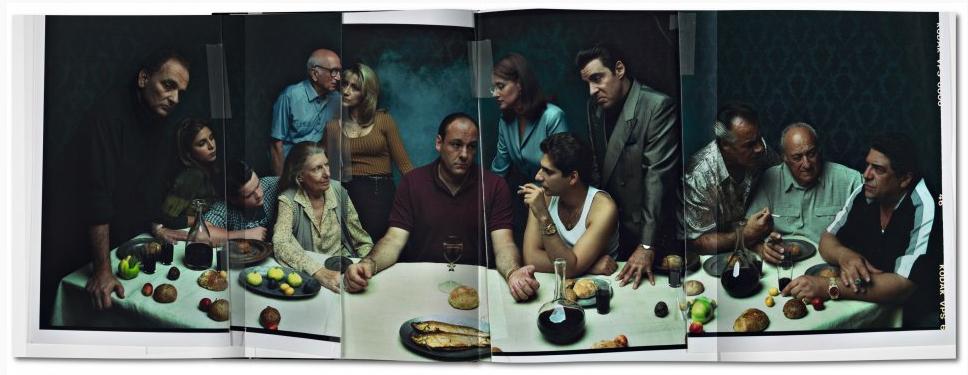 The Sopranos, New York City, 1999