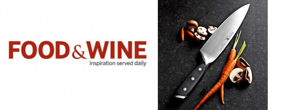 Food and Wine Magazine: Recipes