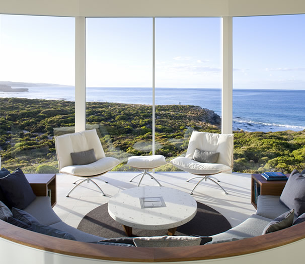 The Most Popular Designs Australians Want In Their Homes: Southern Ocean Lodge, Australia