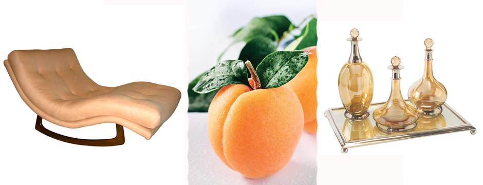 Color Obsession: Apricot