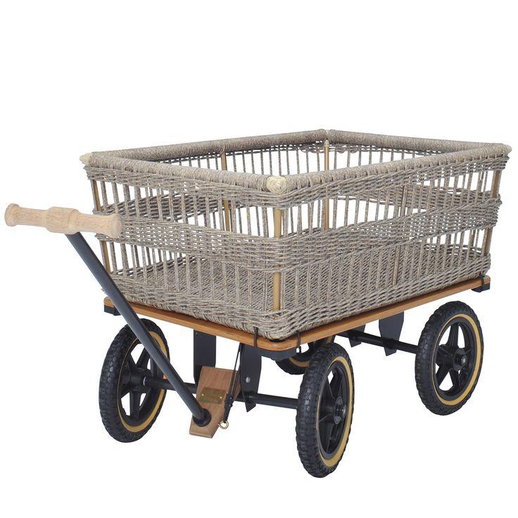 Garden Woven Wagon