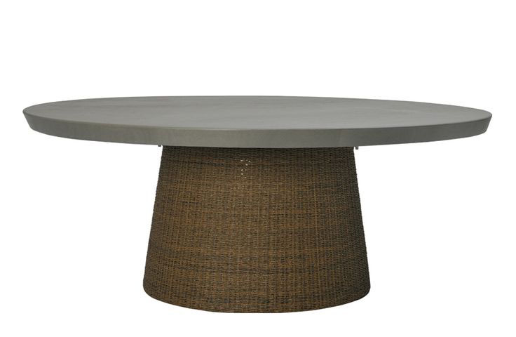 Strada Stone Top Dining Table