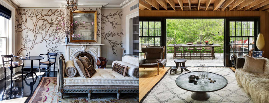 Roman and williams amy hirschamy hirsch for Roman interior designs