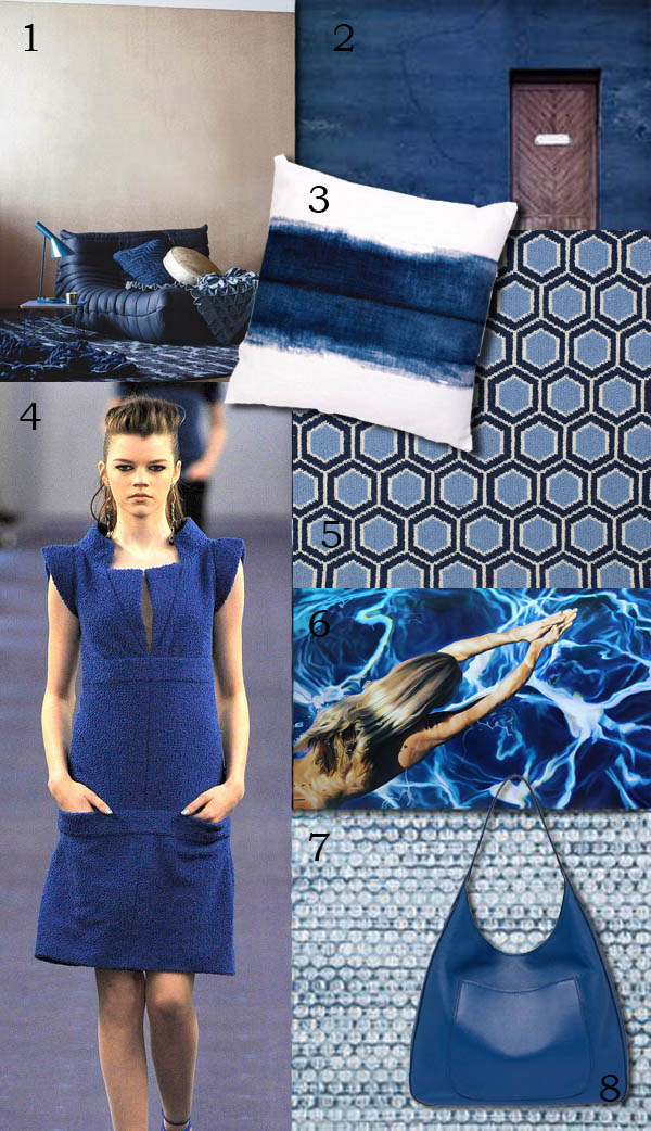 Amy Aidinis Hirsch Nautical Blue