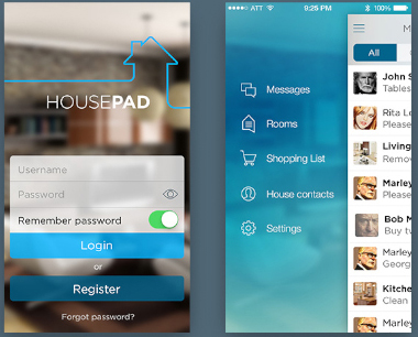 Housepad App 1