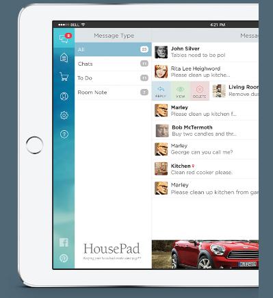 Housepad App 4