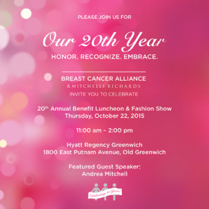 Breast Cancer Alliance 2015