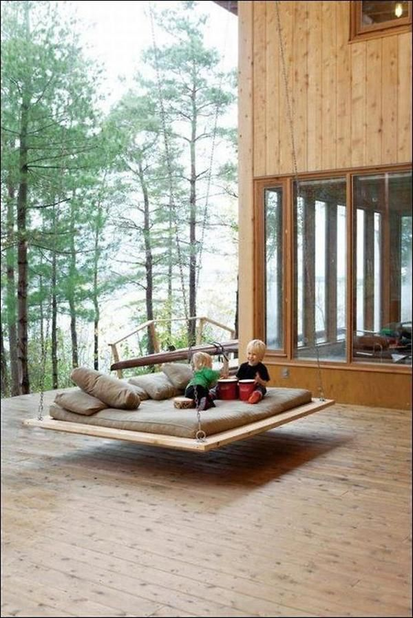 outdoor hanging chair broste