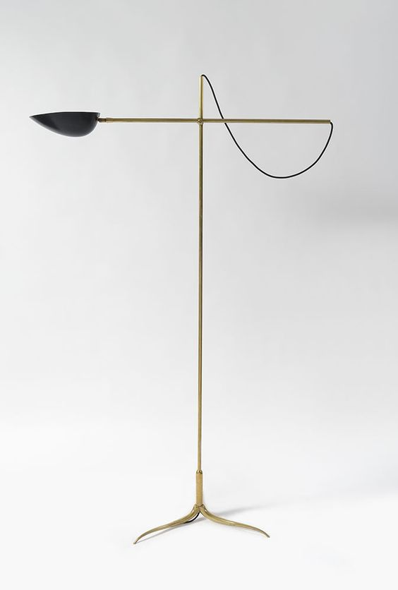 cesare lacca floor lamp