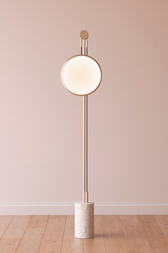 soledad floor lamp