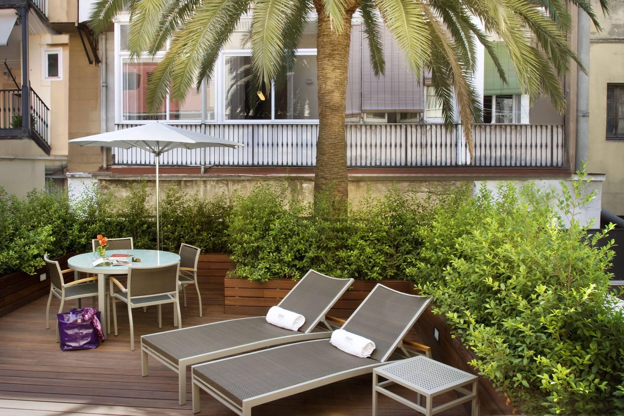 hotel murmuri barcelona 5
