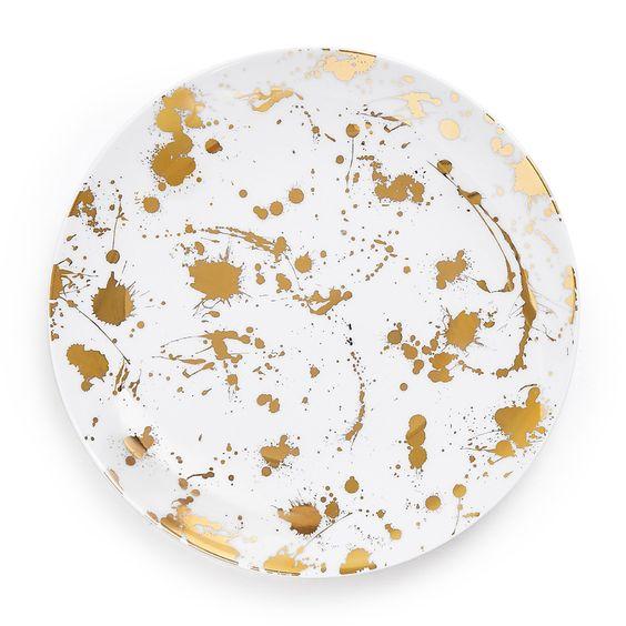 Jonathan Adler dinner plate.
