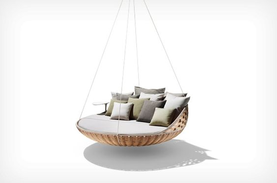 SWINGREST Hanging lounger dedon