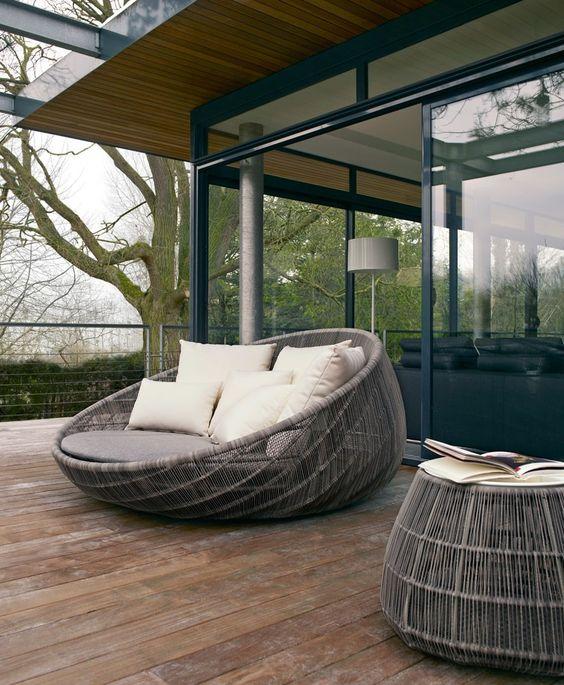 Outdoor Furnishings Amy Hirsch